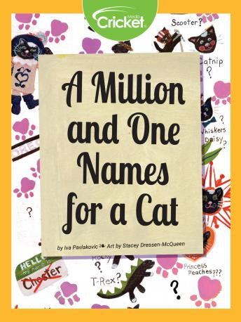 A Million and One Names for a Cat