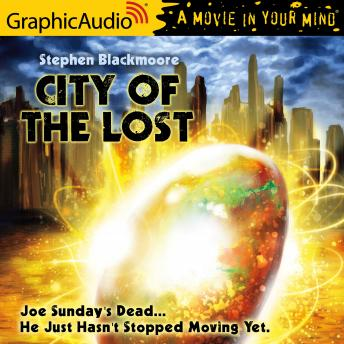 City of the Lost [Dramatized Adaptation]