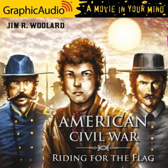 Riding for the Flag [Dramatized Adaptation]