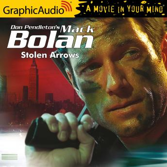 Stolen Arrows [Dramatized Adaptation], Don Pendleton