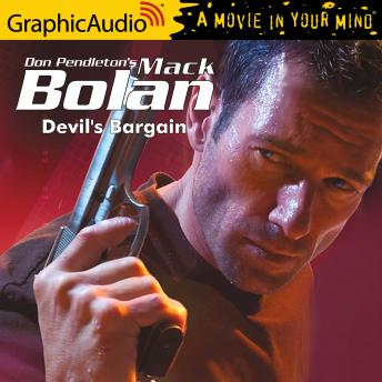 Devil's Bargain [Dramatized Adaptation], Don Pendleton
