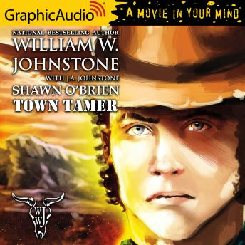 Town Tamer [Dramatized Adaptation], J.A. Johnstone, William W. Johnstone