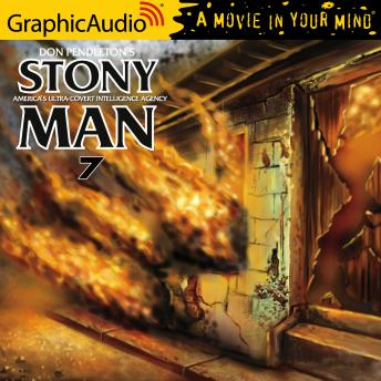 Stony Man VII [Dramatized Adaptation]