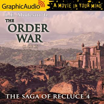 The Order War (1 of 2) [Dramatized Adaptation]