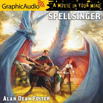 Spellsinger [Dramatized Adaptation]