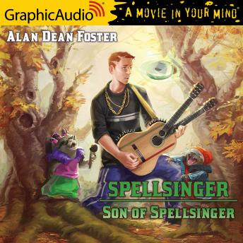 Son of Spellsinger [Dramatized Adaptation]