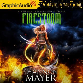Firestorm [Dramatized Adaptation]: Elemental 3