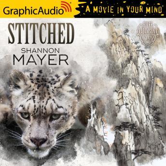 Stitched [Dramatized Adaptation]: Rylee Adamson