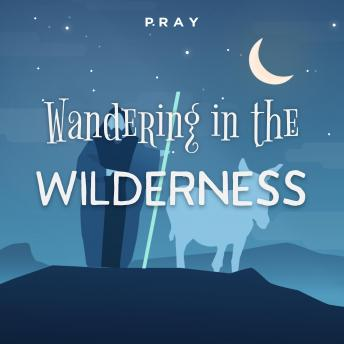 Wandering in the Wilderness: A Bedtime Bible Story by Pray.com, Pray.Com