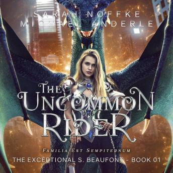 Download Uncommon Rider by Sarah Noffke, Michael Anderle