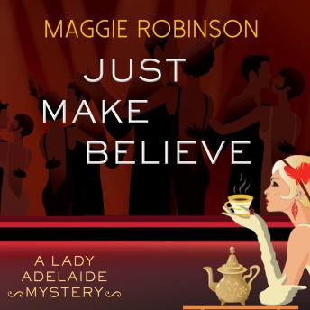 Download Just Make Believe by Maggie Robinson