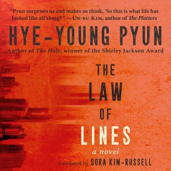 Law of Lines, Sora Kim-Russell, Hye-Young Pyun