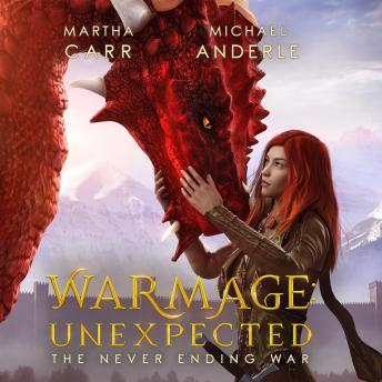 WarMage: Unexpected, Martha Carr, Michael Anderle