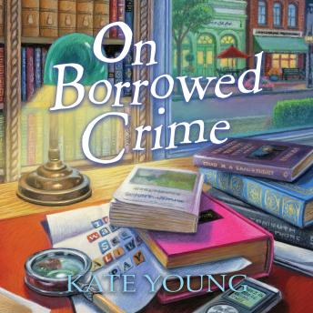 On Borrowed Crime: A Jane Doe Book Club Mystery