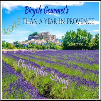 Bicycle Gourmets More Than A Year in Provence - Vol 3 - Collectors Edition