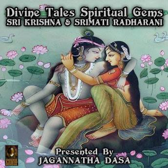 Download Divine Tales Spiritual Gems - Sri Krishna & Srimati Radharani by Unknown