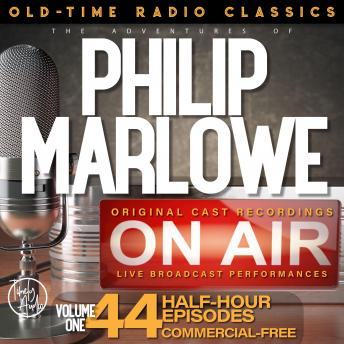 THE ADVENTURES OF PHILIP MARLOWE, SEASON 1; 44-Episode Collection
