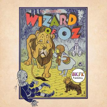 Wizard of Oz, L. Frank Baum