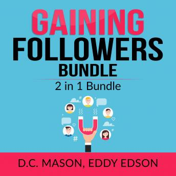 Gaining Followers Bundle: 2 in 1 Bundle, One Million Followers, Influencer