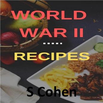 World War II Recipes
