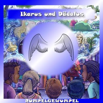 Ikarus und Dädalus