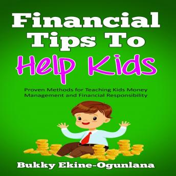 Financial Tips to Help Kids