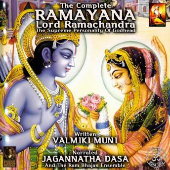 The Complete Ramayana Lord Ramachandra The Supreme Personality Of Godhead