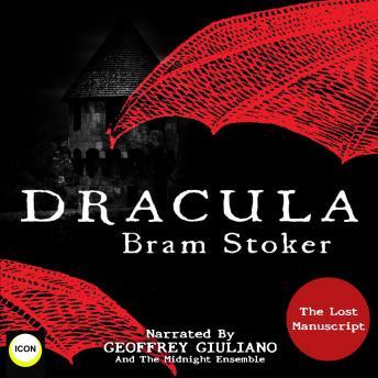 Dracula The Lost Manuscript