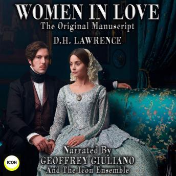 Women in Love The Original Manuscript