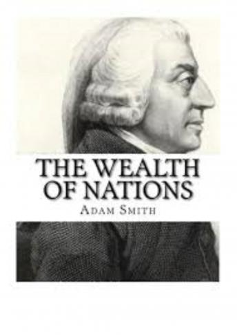 Wealth of Nations, The - Adam Smith
