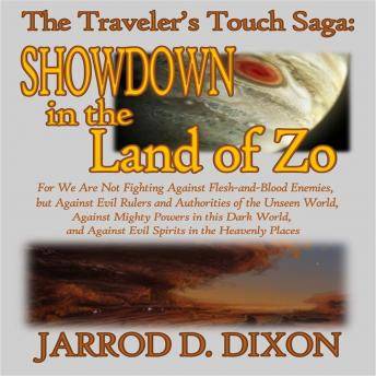 Download Traveler's Touch: Showdown in the Land of Zo by Jarrod D Dixon