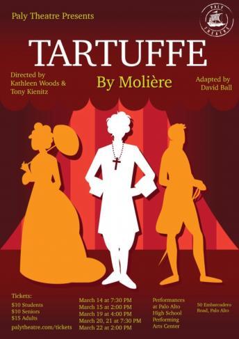 Tartuffe - Moliere
