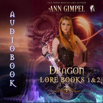 Dragon Lore, Books 1&2: Highland Fantasy Romance