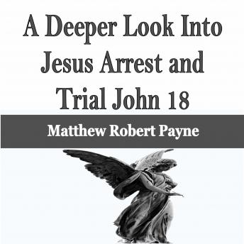 A Deeper Look Into Jesus Arrest and Trial John 18
