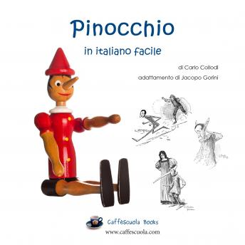 Download Pinocchio: In italiano facile by Carlo Collodi, Jacopo Gorini