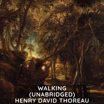 Walking (Unabridged)