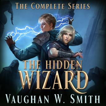 The Hidden Wizard: The Complete Series