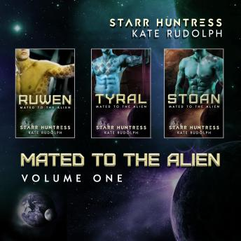 Mated to the Alien Volume One: Fated Mate Alien Romance Collection