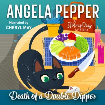 Death of a Double Dipper, Angela Pepper