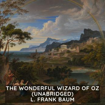 Download Wonderful Wizard of Oz  (Unabridged) by L. Frank Baum