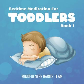 Bedtime Meditation for Toddlers: Book 1: Sleep Training Meditation Stories for Young Kids. Fall Asleep in 20 Minutes and Develop Lifelong Mindfulness Skills
