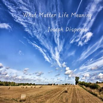 What Matter Life Meaning, Joseph Dispenza