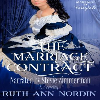 Marriage Contract, Ruth Ann Nordin