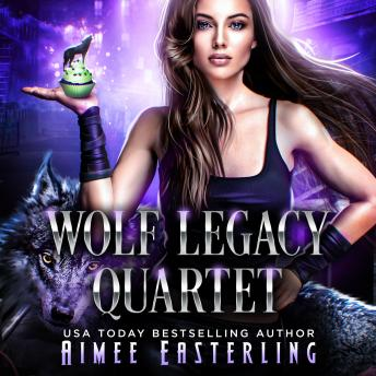 Download Wolf Legacy Quartet by Aimee Easterling