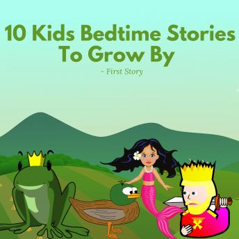10 Kids Bedtime Stories To Grow By - by First Story: 10 Kids Bedtime Stories Every Kids To Grow By, Hayden Kan