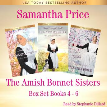 Download Amish Bonnet Sisters series Boxed Set, The: Books 4-6: Amish Romance by Samantha Price