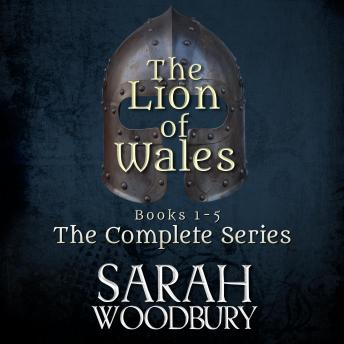 Lion of Wales, The: The Complete Series (Books 1-5): The Lion of Wales Series