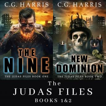 Download Judas Files Series Books 1-2 by C.G. Harrris