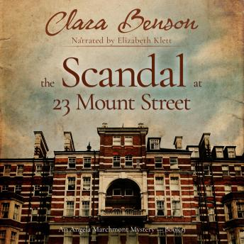 Download Scandal at 23 Mount Street by Clara Benson
