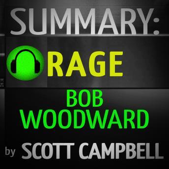 Summary: Rage: Bob Woodward